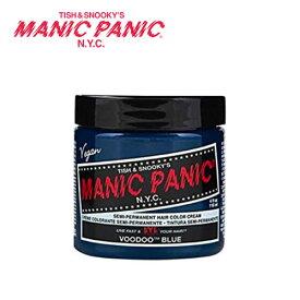 MANIC PANIC マニックパニック Voodoo Blue (ブゥードゥーブルー)118ml