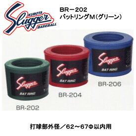 久保田スラッガー バットリングM(ブルー) BR-206