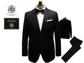 J.PRESS ハイランドペピンメリノ エレガンスツイル スーツ ブラック 2釦&センターベント 2019年モデル 新定番 CLASSICS 2Bモデル 3シーズン対応 2ピース あす楽対応 ニュースタイル