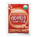 水分補給 イオンドリンクの素 シュガーレス りんご風味 34g(1L用)
