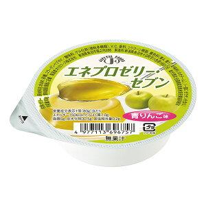 介護食 エネプロゼリー・セブン 青リンゴ味 80g [高カロリー]