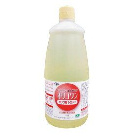 オリゴワン 乳果 オリゴ糖シロップ 2kg [お腹の調子を整える/食物繊維]