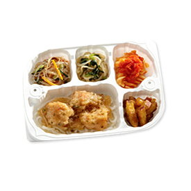 【冷凍】いきいき御膳 鶏竜田のおろしソースがけ 220g [腎臓病食/低たんぱく食品/たんぱく調整]