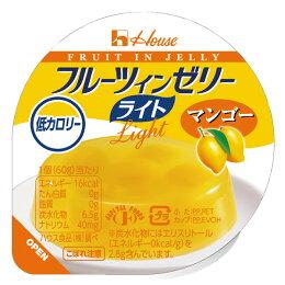 フルーツインゼリーライトマンゴー60g低カロリーゼリー