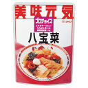 ジャネフ プロチョイス (美味元気) 八宝菜 140g [腎臓病食/低たんぱく食品/低たんぱく おかず]