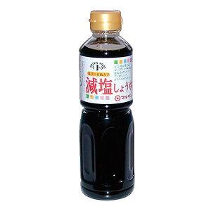 【減塩醤油】低リン・低カリ減塩醤油 500ml
