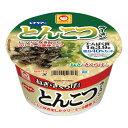 【在庫限り】日清 レナケアー とんこつラーメン 75.1g カップ麺 カップラーメン [腎臓病食/低たんぱく食品/たんぱく調…