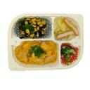 【冷凍】みしまの御膳ほのか 親子煮 230g低たんぱく 弁当[腎臓病食/低たんぱく食品/たんぱく調整/塩分調整]