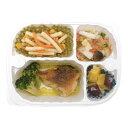 【冷凍】みしまの御膳ほのか 赤魚のバジルオイル 190g低たんぱく 弁当[腎臓病食/低たんぱく食品/たんぱく調整/塩分調整]