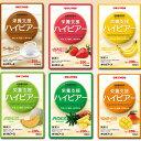 流動食 栄養支援ハイピアー 125ml 詰め合わせ(アソート) 6種類×5袋