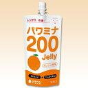 介護食 パワミナ200Jelly(ゼリー) オレンジ風味 120g×16本 パワミナゼリー [高カロリー]