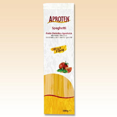アプロテン たんぱく調整 スパゲティ 490g [腎臓病食/低たんぱく食品/たんぱく調整]