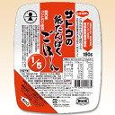 サトウの低たんぱく ごはん 1/5 180g×20食 パックタイプ [低たんぱく食品]
