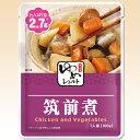 ゆめレトルト 筑前煮 100g [腎臓病食/低たんぱく食品/低たんぱく おかず]