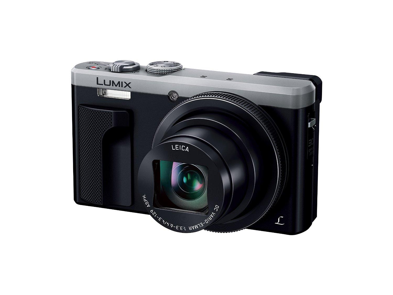 Panasonic コンパクトデジタルカメラ ルミックス 光学30倍 シルバー DMC-TZ85-S