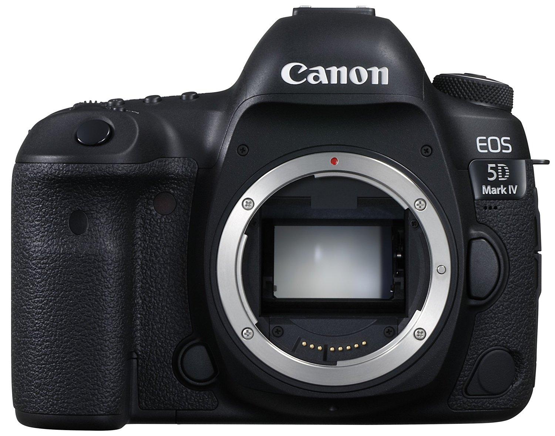 あす楽 Canon キヤノン デジタル一眼レフ EOS 5D MarkIV ボディー EOS5DMK4