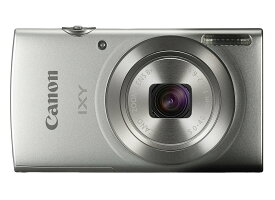 Canon キヤノン デジタルカメラ IXY 180 シルバー 光学8倍ズーム IXY180SL