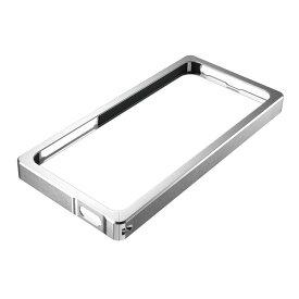 アイオーデータ機器 iPhone 5c用アルミ削り出しバンパー シルバー ISC-IP5C/ABS