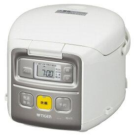 タイガー マイコン 炊飯器 3合 ホワイト 炊きたて JAI-R551-W Tiger