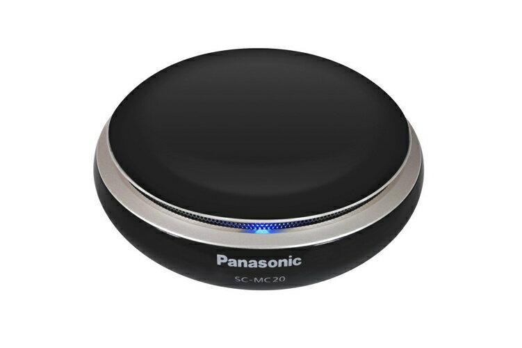 パナソニック ポータブルワイヤレススピーカーシステム ブラック SC-MC20-K