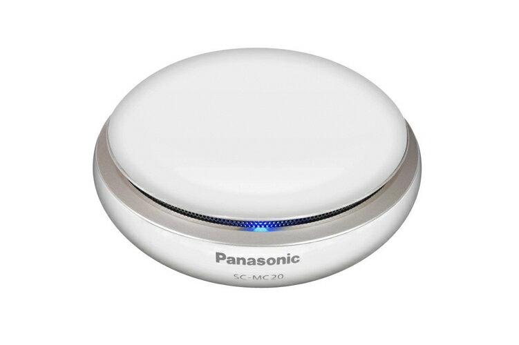 新品 あす楽 パナソニック ポータブルワイヤレススピーカーシステム ホワイト SC-MC20-W