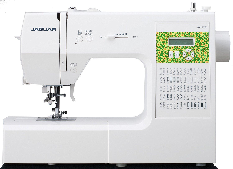 ジャガーミシン コンピュータミシン KC320