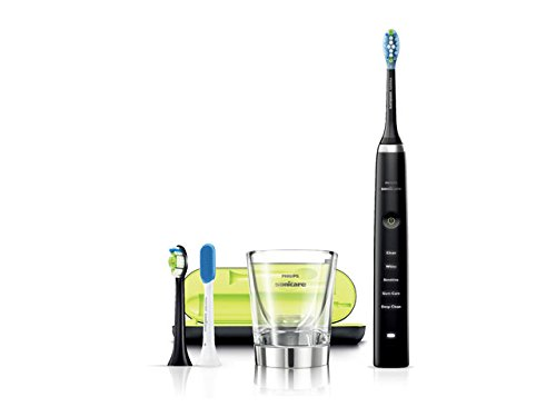 フィリップス ソニッケアー 電動歯ブラシ ダイヤモンドクリーン ディープクリーンエディション HX9305/08 ブラック