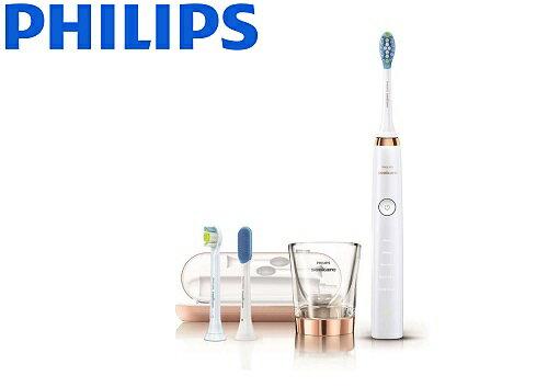 フィリップス ソニッケアー 電動歯ブラシ ダイヤモンドクリーン ディープクリーンエディション HX9307/08 ローズゴールド PHILIPS