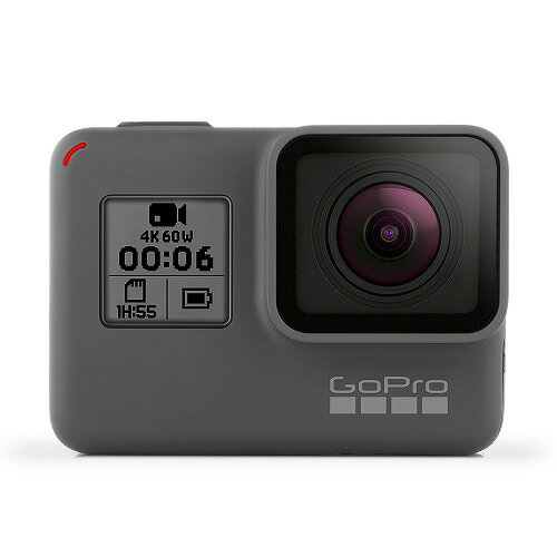あす楽 GoPro ウェアラブルカメラ HERO6 Black CHDHX-601-FW