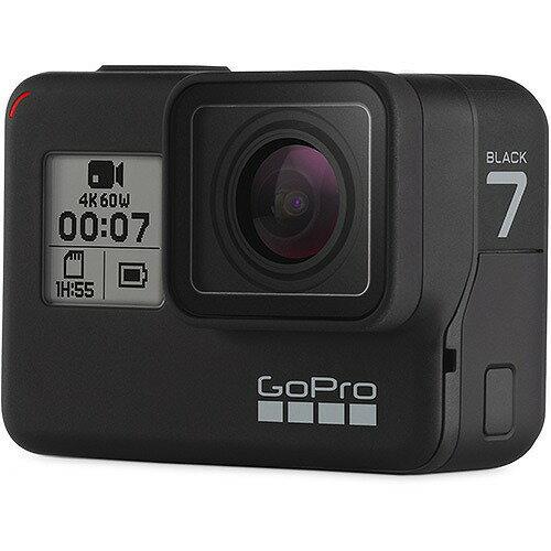 GoPro ゴープロ ウェアラブルカメラ CHDHX-701-FW HERO7 BLACK アクションムービー
