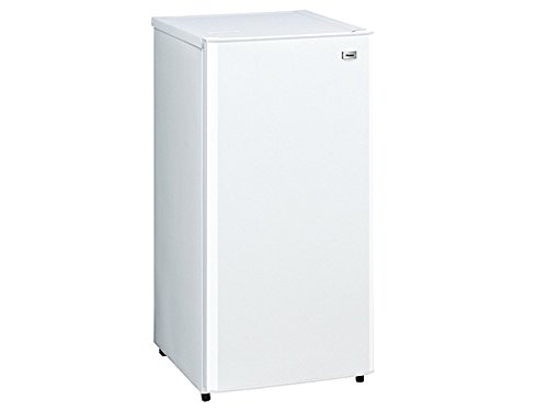 ハイアール 冷凍庫 フリーザー 直冷式 ホワイト Haier JF-NU100G-W