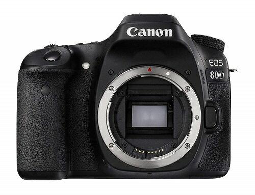 Canon キヤノン デジタル一眼レフカメラ EOS 80D ボディ EOS80D