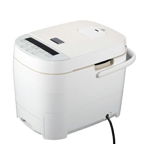 新品ヒロコーポレーション 糖質カット 炊飯器 HTC-001WH ホワイト