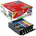 88位:キヤノン インク Canon プリンターインク BCI-371XL+370XL/6MP(大容量)6色マルチパック対応 ジット リサイクルインク JIT-AC3703716PXL