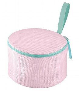 シービージャパン 洗濯ネット ブラジャー洗い 3層メッシュ生地 ピンク Kogure
