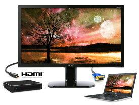パソコン(PC)モニター 液晶モニター ディスプレイ ゲーム フルHD TN 非光沢 5ms Acer エイサー KA220HQbid 21.5インチ HDMI端子対応 壁掛けOK PCモニター PCディスプレイ 新品