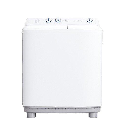 新品 二層式洗濯機 ハイアール 5.5kg 2槽式洗濯機 Haier JW-W55E-W