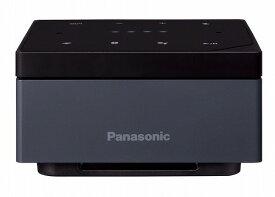 パナソニック Google アシスタント搭載 赤外線(IR)リモコン対応 スマートスピーカー「コエリモ」(ブラック)KOE REMO SC-GA1-K