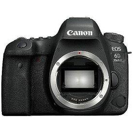 キヤノン デジタル一眼レフカメラ EOS 6D Mark II ボディ EOS6DMK2BODY