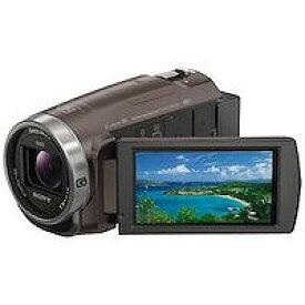 新品 HDR-CX680-TI SONYビデオカメラ 光学30倍 内蔵メモリー64GB ブロンズブラウン