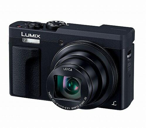 Panasonic コンパクト デジタルカメラ ルミックス 光学30倍 ブラック DC-TZ90-K