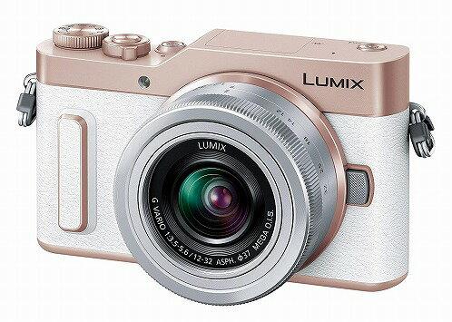 令和 新元号記念 sale 新品 Panasonic ミラーレス一眼カメラ ルミックス ダブルレンズキット ホワイト DC-GF90W-W