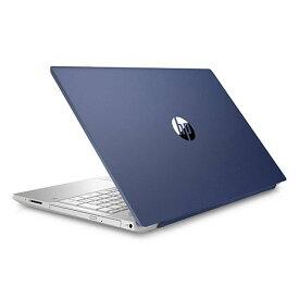 フルHD液晶 HP Pavilion 15-cu1000 Windows10 Home 64bit 第8世代 Corei5-8265U 1TB HDD+128GB SSD 8GB DVDライター 高速無線LAN IEEE802.11ac/a/b/g/n Bluetooth4.2 HDMI USB3.1Genx1 webカメラ SDカードスロット 10キー付 15.6型 ノートパソコン ロイヤルブルー