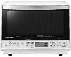簡易スチームオーブンレンジシャープ31LRE-S1000ホワイト過熱水蒸気オーブンレンジSHARPRE-S1000-W【D】