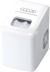 高速製氷機 家庭用 製氷器 ベルソス VERSOS VS-ICE05 W ホワイト