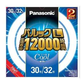 パルックL 30+32W形 クール色 丸形蛍光灯 パナソニック FCL3032EXDLF22T