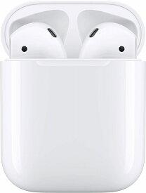 【新品/正規品】 Apple AirPods with Charging Case MV7N2J/A 第2世代AirPods アップル純正品