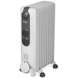 オイルヒーター デロンギ DeLonghi オイルヒーター 8畳〜10畳 ピュアホワイト+ダークグレイ RHJ35M0812 DG