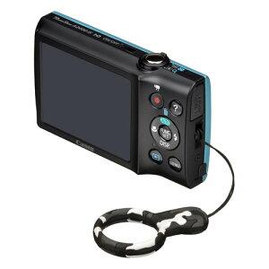 コンパクトカメラ用ストラップ フィンガーリングストラップ KST-52CM [カモフラージュ]