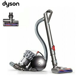 ダイソン Dyson サイクロン式 掃除機 キャニスター型 DysonBallTurbinehead 軽量ヘッド タービンヘッド 吸引力 年末 大掃除 買い替え 簡単 ゴミ捨て CY25TH